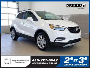 Used 2018 Buick Encore Cxl / Awd / Cuir for sale in St-Georges, QC