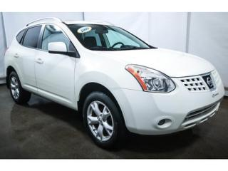 Used 2009 Nissan Rogue SL AWD for sale in St-Jean-Sur-Richelieu, QC