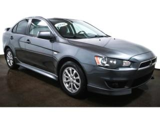 Used 2010 Mitsubishi Lancer Se Sièges Ch. Mags for sale in St-Jean-Sur-Richelieu, QC