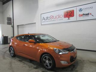 Used 2013 Hyundai Veloster AUTOMATIQUE**CAMERA RECUL**NAVI for sale in Mirabel, QC
