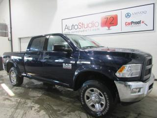 Used 2015 RAM 2500 Cabine multiplaces **DIESEL**4X4**Outdoo for sale in Mirabel, QC