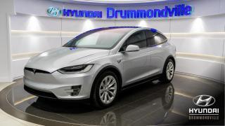 Used 2016 Tesla Model X 90D + AUTOPILOT 2.0 + GARANTIE + AIR SUS for sale in Drummondville, QC