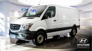 Used 2014 Mercedes-Benz Sprinter 2500 BLUETECH + GARANTIE INLCUSE+ A/C + 3 PLA for sale in Drummondville, QC
