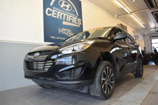Used 2014 Hyundai Tucson GL FWD for sale in St-Eustache, QC