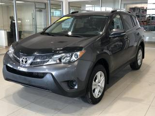 Used 2015 Toyota RAV4 Traction intégrale 4 portes LE jamais ac for sale in Beauport, QC