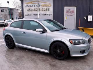 Used 2008 Volvo C30 ***AUTOMATIQUE,TOIT OUVRANT,LOOK **R-DES for sale in Longueuil, QC