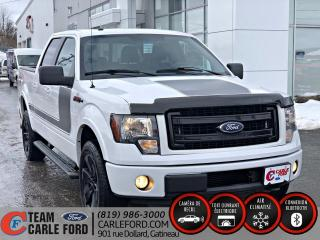 Used 2013 Ford F-150 Ford F-150 FX4 S/CREW 2013, Cuir, toit o for sale in Gatineau, QC