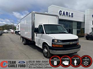 Used 2014 Chevrolet Express Chevrolet Express 4500 2014, Cube 16 pie for sale in Gatineau, QC