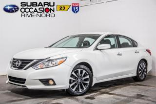 Used 2016 Nissan Altima SV MAGS+CAM.RECUL+SI for sale in Boisbriand, QC