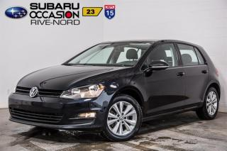 Used 2017 Volkswagen Golf 1.8 TSI Comfortline for sale in Boisbriand, QC