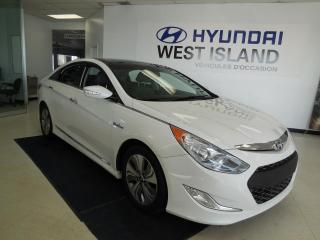 Used 2015 Hyundai Sonata Hybride Hybrid Auto Limited Tech Pack for sale in Dorval, QC