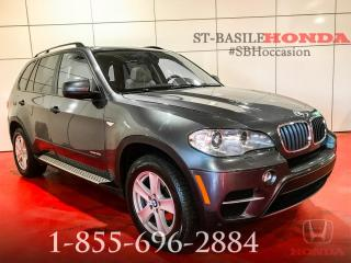 Used 2012 BMW X5 XDRIVE 35i + CONVENANCE PACK + WOW !!! for sale in St-Basile-le-Grand, QC