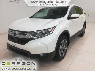 Used 2017 Honda CR-V Ex Gar for sale in Cowansville, QC