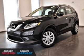 Used 2016 Nissan Rogue S Fwd Camera De for sale in Brossard, QC