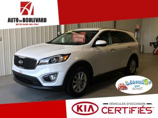 Used 2017 Kia Sorento LX V6 AWD 7XPASS PRET HIVER - 5000LBS for sale in Notre-Dame-des-Pins, QC