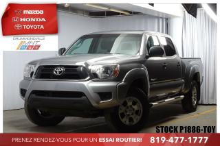 Used 2015 Toyota Tacoma V6*  * 4X4 * *CAMÉRA DE RECUL* *MAGS* for sale in Drummondville, QC