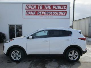 Used 2017 Kia Sportage LX for sale in Toronto, ON
