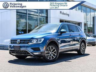 Used 2019 Volkswagen Tiguan COMFORTLINE!! PREV. DEMO! for sale in Pickering, ON