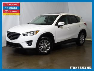 Used 2016 Mazda CX-5 Gs|toitouv|fog|camér for sale in Drummondville, QC