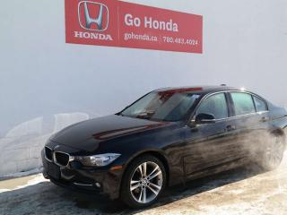 Used 2015 BMW 3 Series 320i xDrive for sale in Edmonton, AB