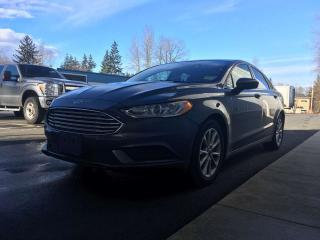 Used 2017 Ford Fusion SE-Spacious, good on fuel! for sale in Campbell River, BC