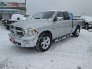 Used 2011 RAM 1500 Big Horn for sale in Hamilton, ON