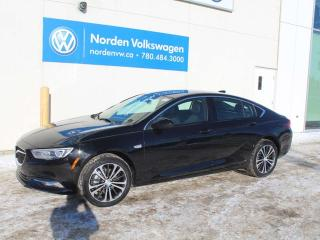Used 2019 Buick Regal Sportback PREFERRED II - ALMOST NEW / CARPLAY / BIG DISPLAY! for sale in Edmonton, AB