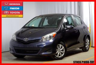 Used 2014 Toyota Yaris LE A/C for sale in Drummondville, QC