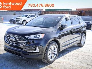 New 2019 Ford Edge SEL 201A, AWD, 2.0L, Ecoboost, Auto Start/Stop, Heated Power Seats, Heated Steering Wheel,Lane Keeping System, Reverse Camera, and NAV for sale in Edmonton, AB