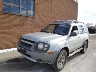 Used 2002 Nissan Xterra XE for sale in Oakville, ON