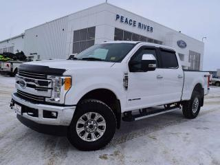 Used 2017 Ford F-350 Super Duty SRW Lariat for sale in Peace River, AB