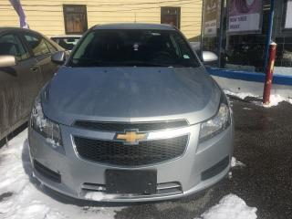 Used 2012 Chevrolet Cruze LT Turbo w/1SA for sale in Scarborough, ON