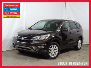 Used 2016 Honda CR-V Ex+awd+t.ouvrant+mag for sale in Drummondville, QC