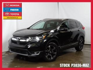 Used 2017 Honda CR-V Touring+gps+t.ouvran for sale in Drummondville, QC