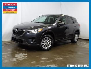 Used 2014 Mazda CX-5 Gs|awd|gps|toitouv|s for sale in Drummondville, QC