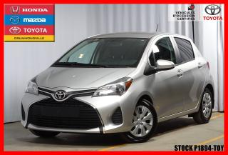Used 2016 Toyota Yaris LE A/C for sale in Drummondville, QC