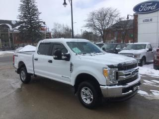 Used 2017 Ford F-350 XLT | 4X4 | One Owner | Rear View Camera for sale in Harriston, ON