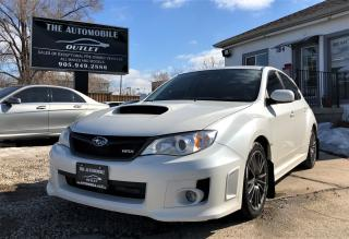 Used 2013 Subaru WRX IMPREZA AWD MANUAL NO ACCIDENT for sale in Mississauga, ON