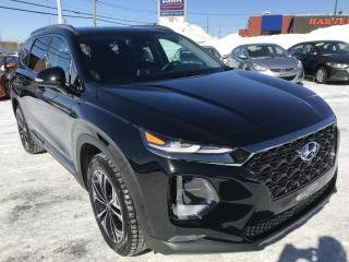 Used 2019 Hyundai Santa Fe 2.0T Ultimate TI for sale in St-Georges, QC