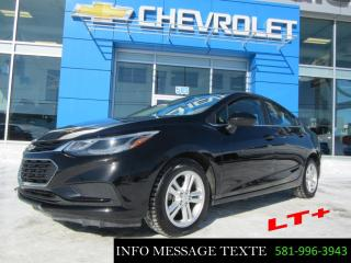 Used 2017 Chevrolet Cruze for sale in Ste-Marie, QC