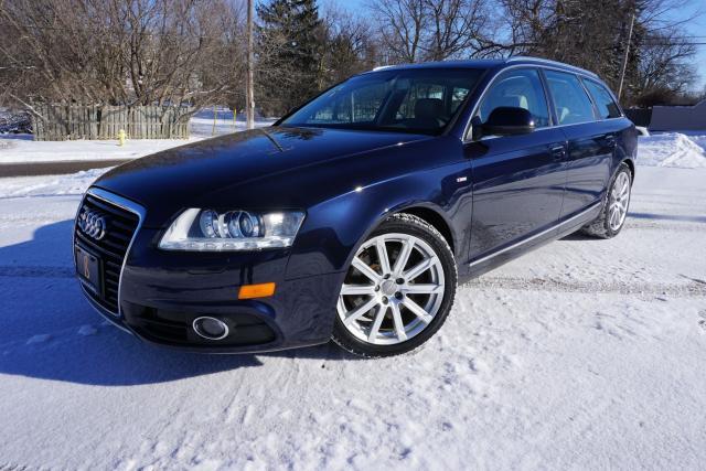 2011 Audi A6 3.0T AVANT / S-LINE / SUPER RARE