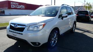 Used 2015 Subaru Forester 2.5i Limited 5 portes for sale in Rivière-Du-Loup, QC