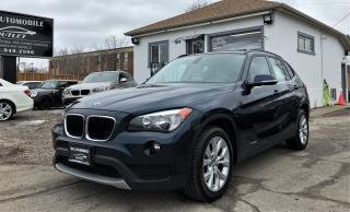 Used 2013 BMW X1 28i AWD PANO ROOF NO ACCIDENT for sale in Mississauga, ON