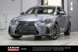 Used 2018 Lexus IS 300 Sport Awd for sale in Lachine, QC
