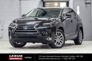 Used 2015 Lexus NX 200t Luxe Awd; Cuir Toit for sale in Lachine, QC