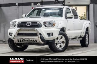 Used 2015 Toyota Tacoma 4x4 V6 Cabine Double for sale in Lachine, QC