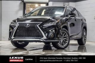 Used 2018 Lexus RX 350 Awd; Cuir Toit for sale in Lachine, QC