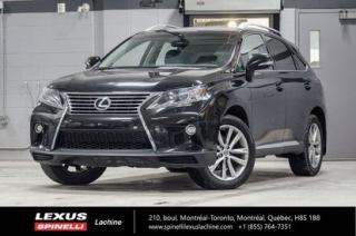 Used 2015 Lexus RX 350 Touring Awd; Cuir for sale in Lachine, QC