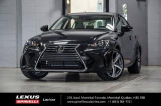 Used 2018 Lexus IS AWD for sale in Lachine, QC