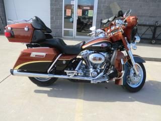 Used 2008 Harley-Davidson CVO FLHTCUSE3 105 ANN CVO ELECTRA GLIDE CLASSIC for sale in Blenheim, ON